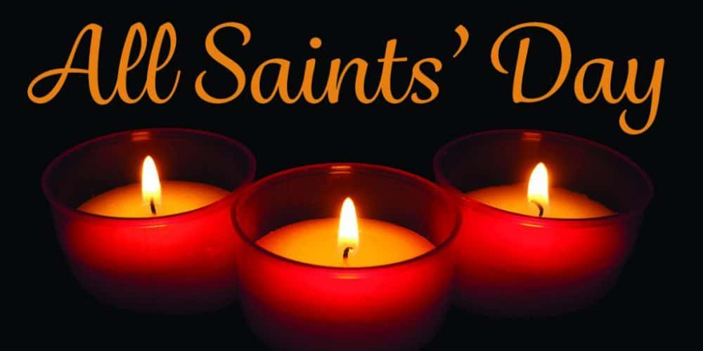 All Saints Day in the Philippines