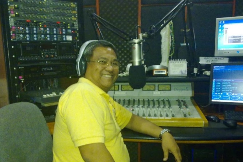 Radyo Manaoag: Preaching The Good News On The Air