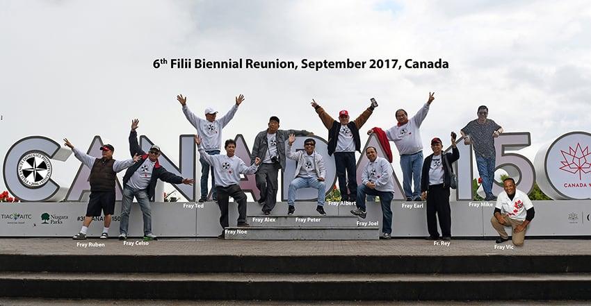 Memoirs of the 6th Filii Biennial Reunion in Canada