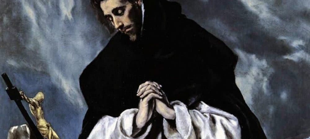 St. Dominic, Light of the Church