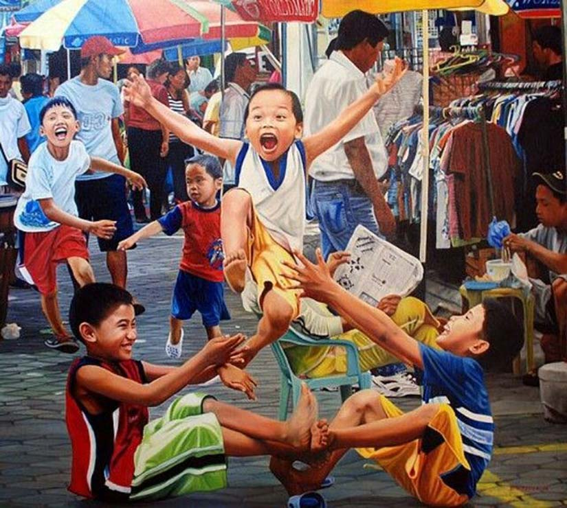 The Demise of Philippine Traditional Games