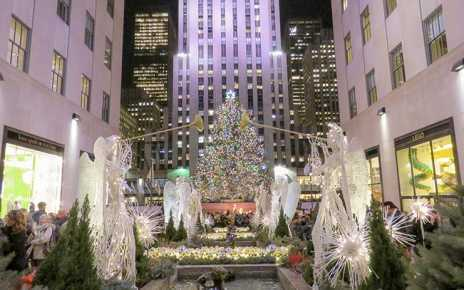 The Rockefeller 2017 Christmas Tree