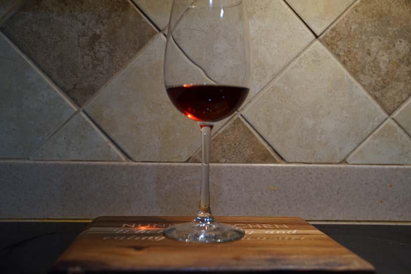 Wine's My  Respite