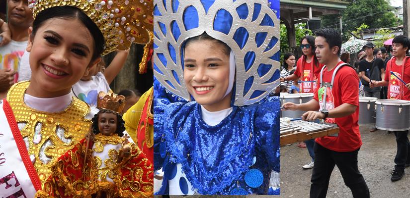 The 2018 Sinulog Festival in Carmen, Cebu