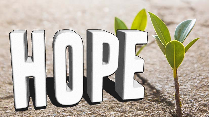 The Pontiff's Message of Hope