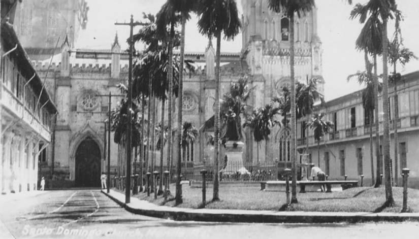 A Pre-war Gem: Remembering Old Santo Domingo