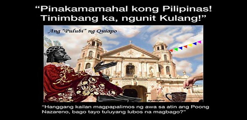 """Awit ng """"POONG NAZARENO"""" sa mga Pilipino"""